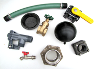 Water Tank Fittings and Accessories
