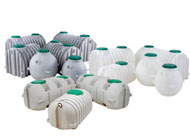 Poly Plastic and Fiberglass Septic Tanks