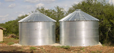 Corrugated Steel Tanks (CorGal)